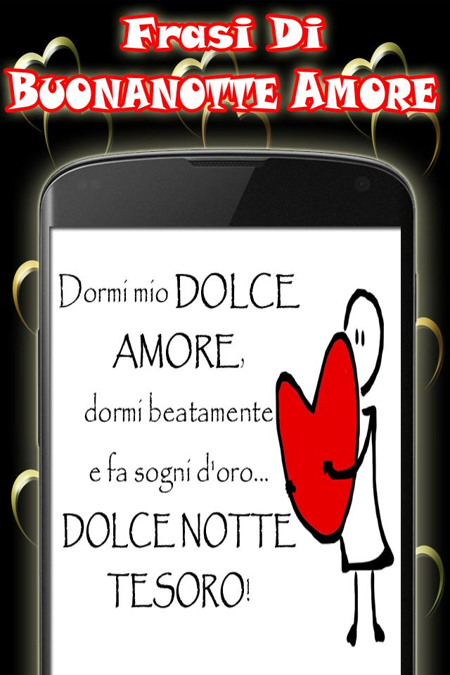 Frasi E Immagini Di Buonanotte Amore Dlya Android Skachat Apk
