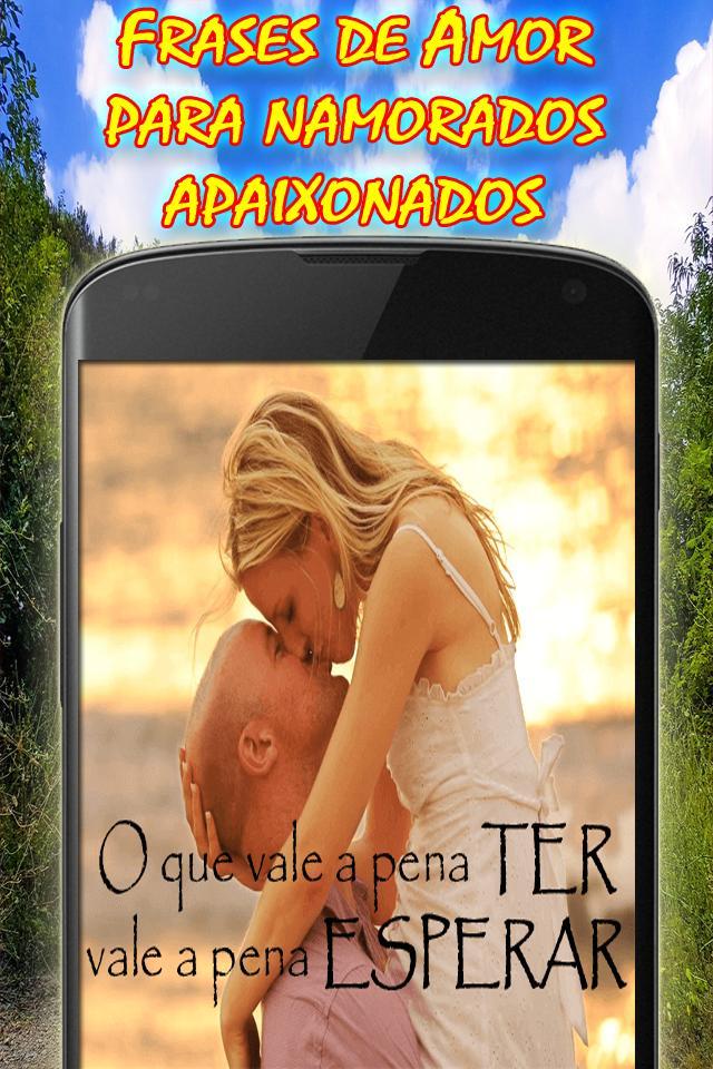 Frases De Amor Para Enamorados Apasionados For Android Apk