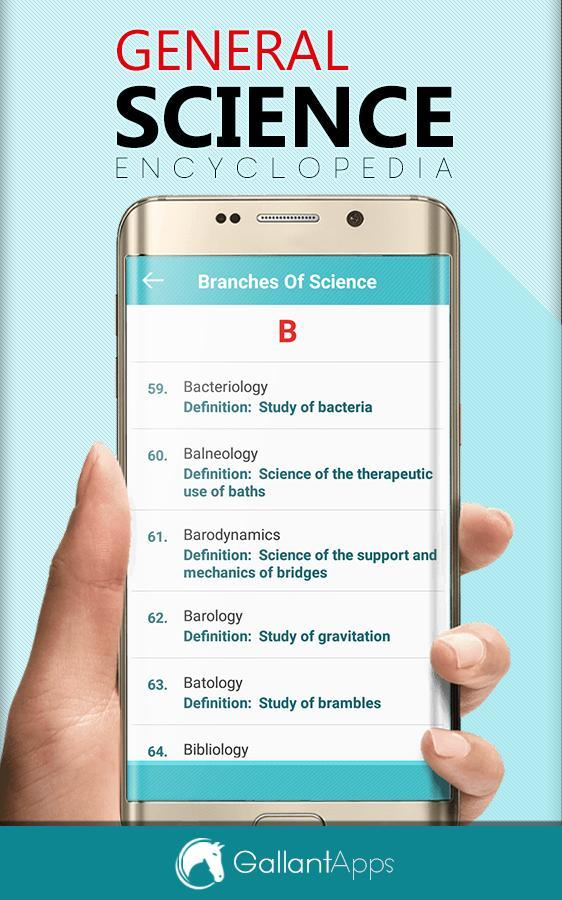 General Science Book for Android - APK Download