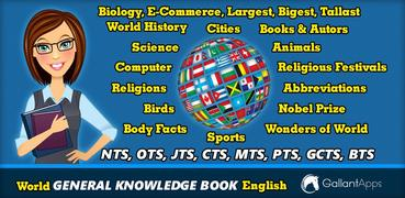 World General Knowledge English