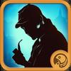 शर्लाक होल्म्स छिपी वस्तुएॅ डिटेक्टिव गेम आइकन