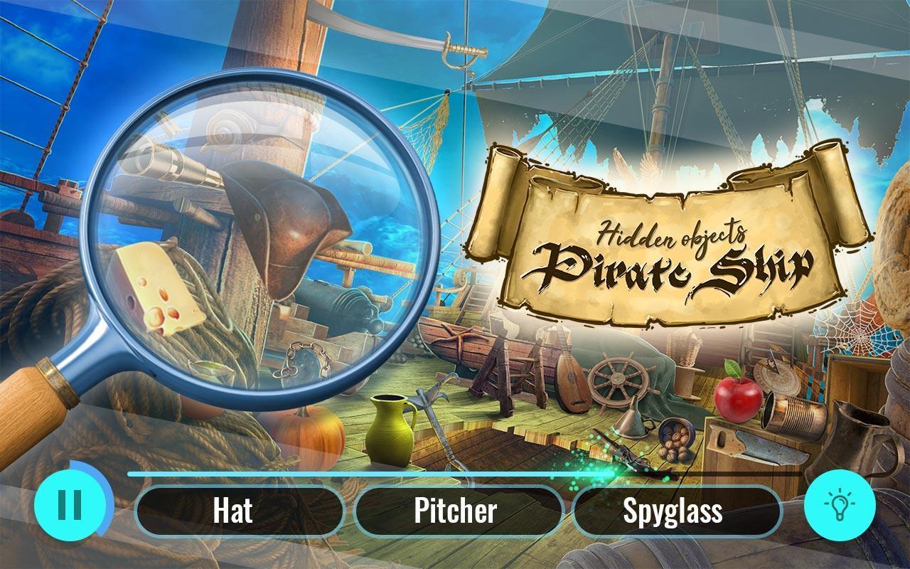 سفينة القراصنة جزيرة الكنز وجوه خفية لعبة مغامرة For Android Apk Download