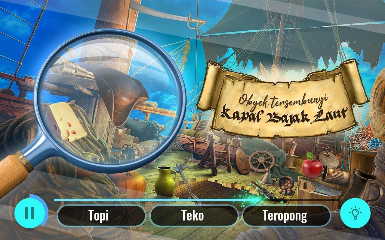 Kapal Bajak Laut Permainan Cari Benda Tersembunyi For Android Apk Download