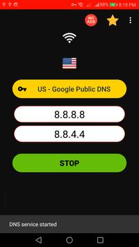 Speedy DNS Changer screenshot 15
