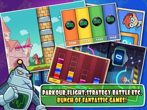 Science vs Magic - 2 Player Games screenshot 9