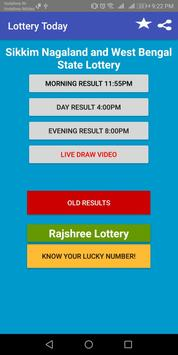 Lottery Today poster