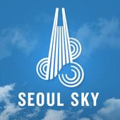 롯데월드타워 서울스카이 アイコン