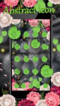 Lotus Koi Fish Theme screenshot 2