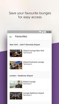LoungeKey screenshot 2