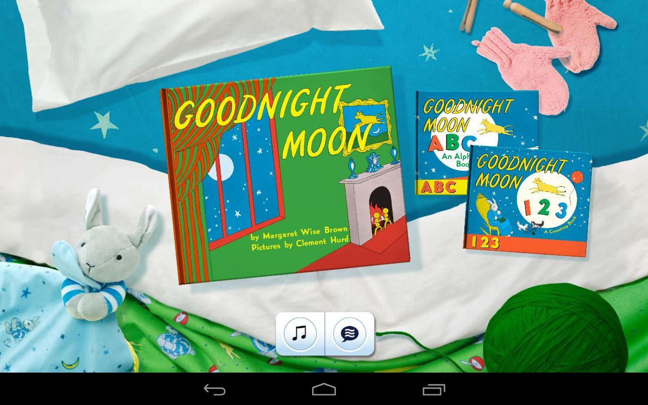 Goodnight Moon - Classic interactive bedtime story for Android - APK  Download