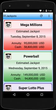 CA Lottery screenshot 2