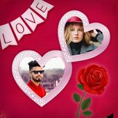 Love Collage : Photo Frame, Editor & Love Photo icon