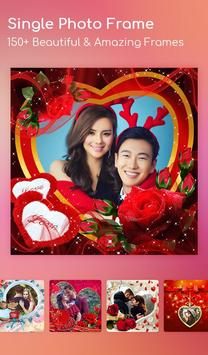 Love Collage : Photo Frame, Editor & Love Photo poster