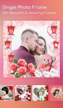 Love Collage : Photo Frame, Editor & Love Photo screenshot 1