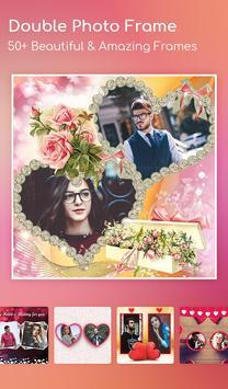 Love Collage : Photo Frame, Editor & Love Photo screenshot 2
