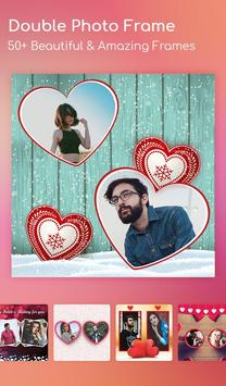 Love Collage : Photo Frame, Editor & Love Photo screenshot 3