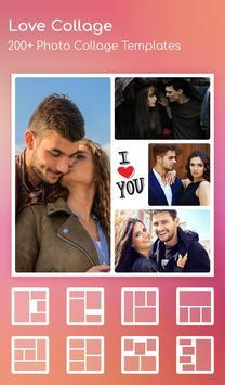 Love Collage : Photo Frame, Editor & Love Photo screenshot 6