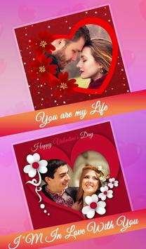Love Collage : Photo Frame, Editor & Love Photo screenshot 8
