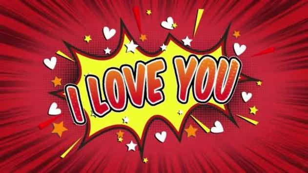 I love you images animated GIFS Poster