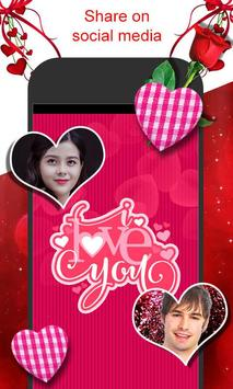 Love Locket Photo Frames HD screenshot 3
