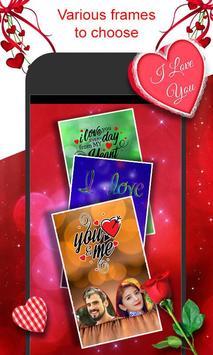 Love Locket Photo Frames HD screenshot 9