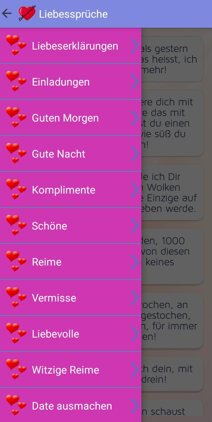 Liebessprüche For Android Apk Download