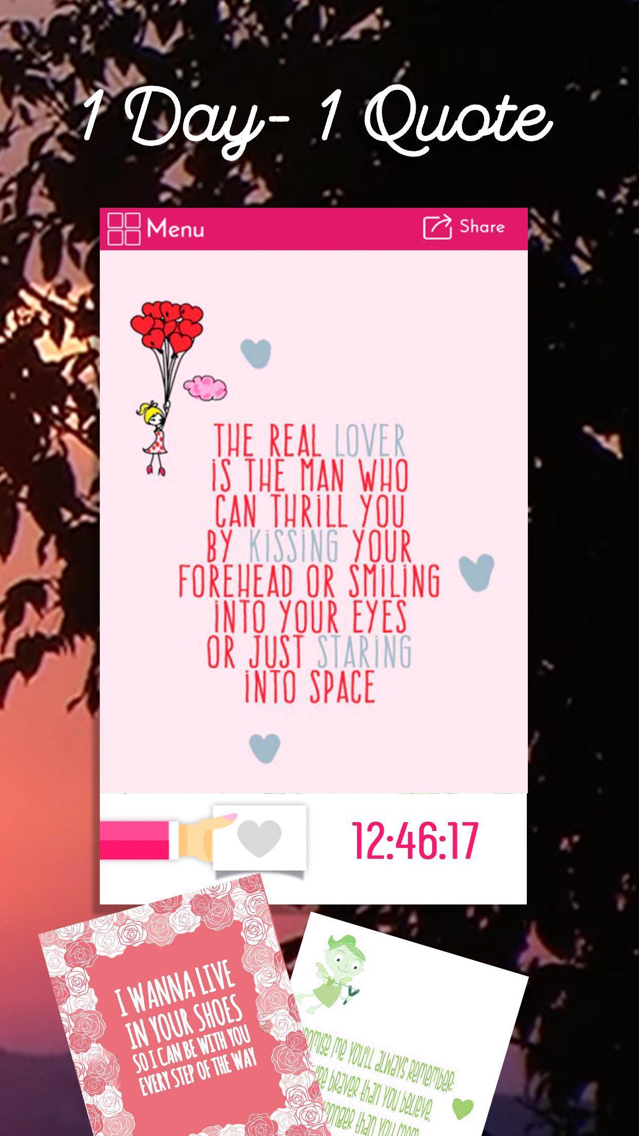 Frases De Amor En Inglés Pegatinas Románticas For Android