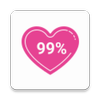Love Test- Real Love tester, Name Love Calculator icon