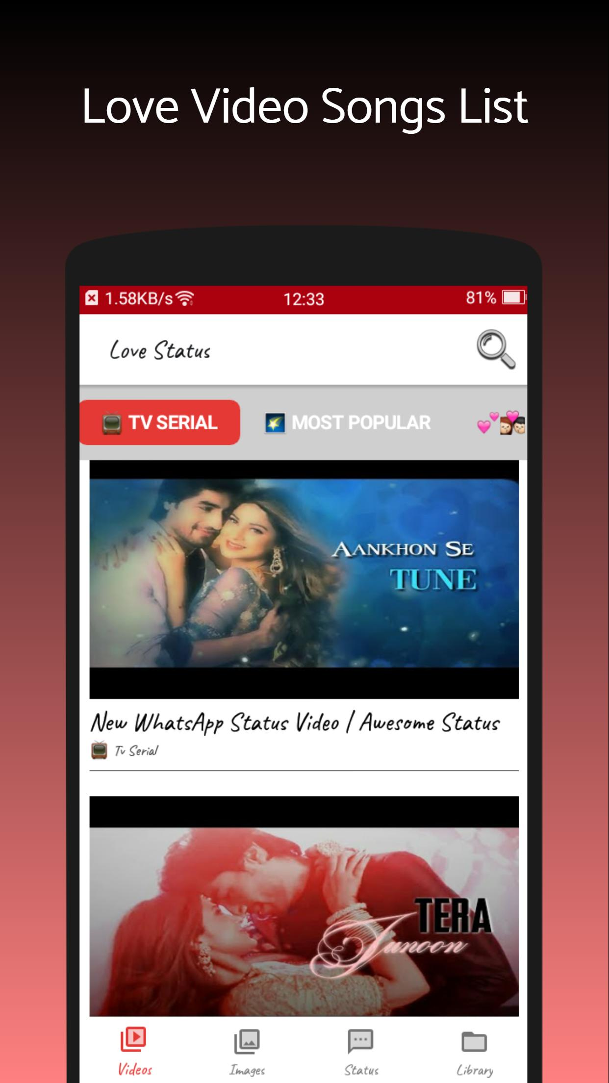 Love Video Status For Whatsapp For Android Apk Download