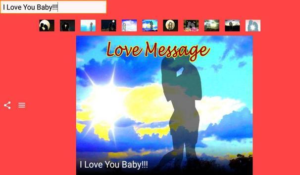 Love Messages screenshot 11
