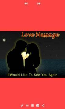 Love Messages screenshot 1