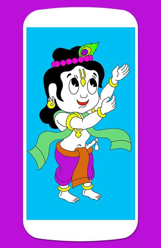 Lord Krishna Hd Wallpaper Live Background For Android Apk