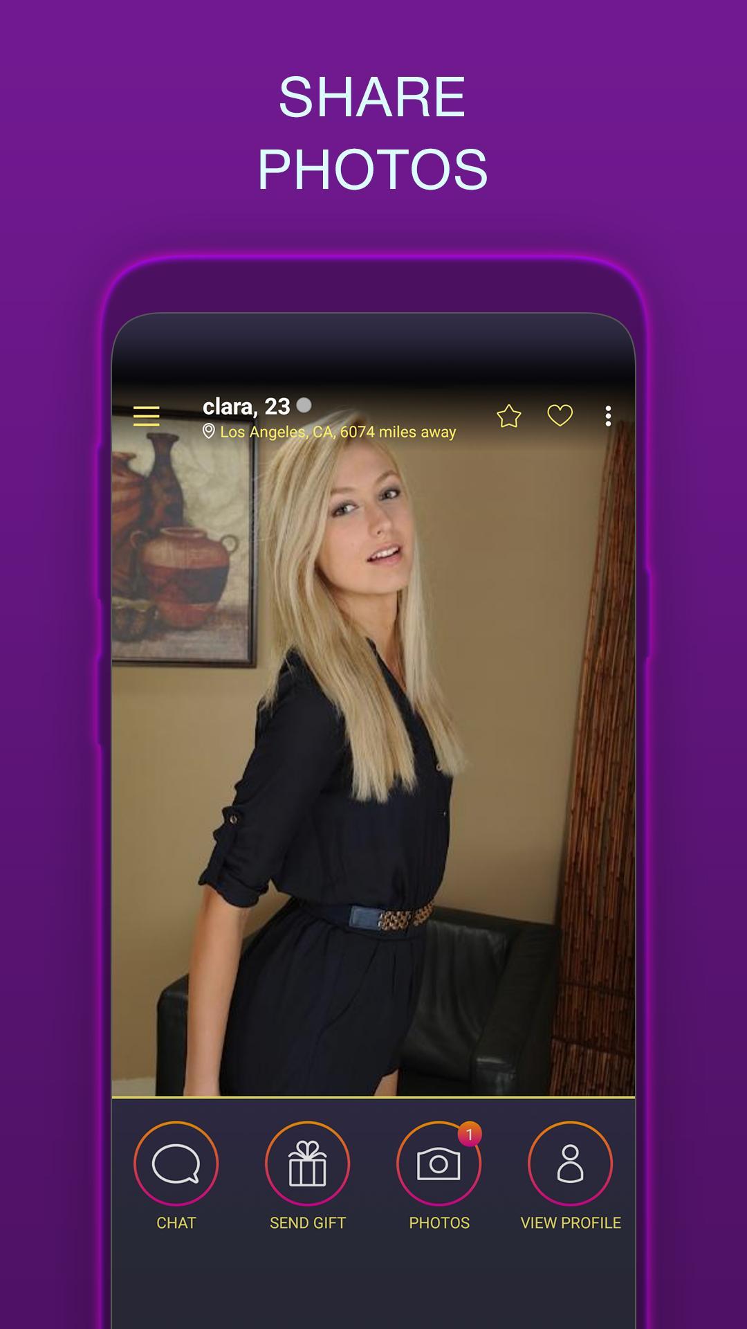 Ich liebe kostenlose dating- und chat-app