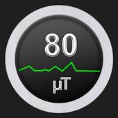Metal Detector- Sensitive Scanner Palmtop measure icon