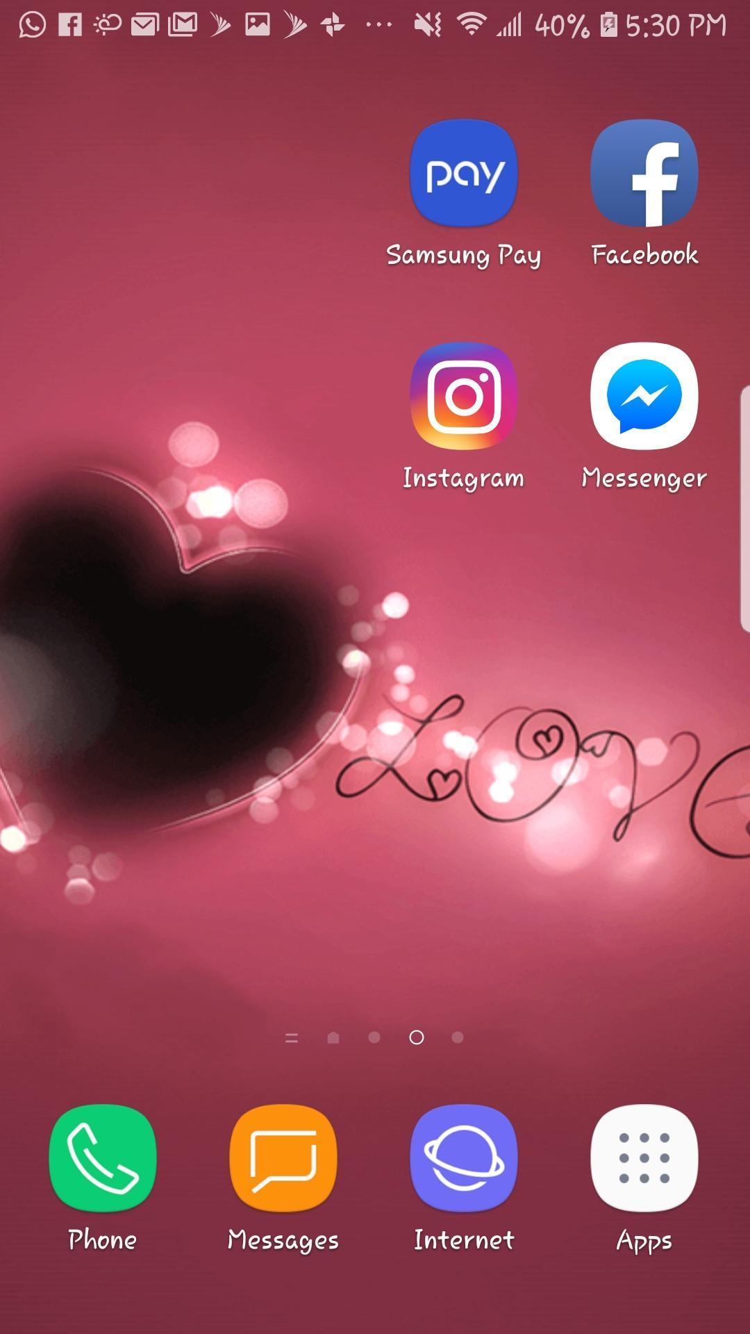 Love Beautiful Hd Wallpaper Mobile Background For Android Apk