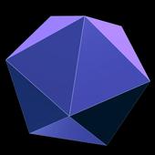 Wondrous Icosahedron - magic 8 ball, random picker icon