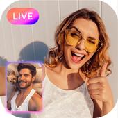 Kiki Love: Random Video Chat icon