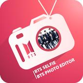 Photo Frame BTS & Black Pink - Photo editor icon