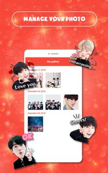 Photo Frame BTS & Black Pink - Photo editor screenshot 2