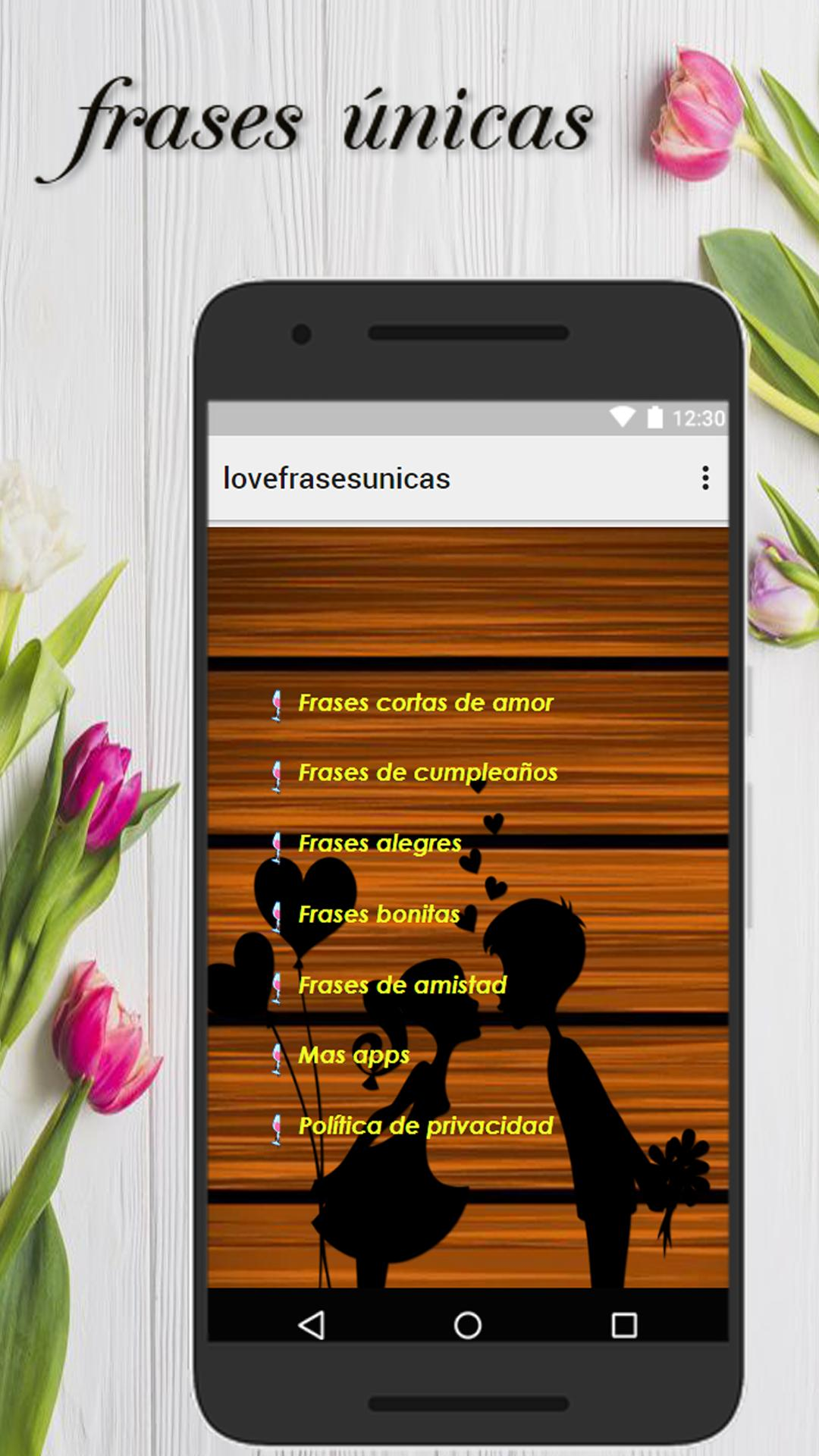 Frases únicas For Android Apk Download