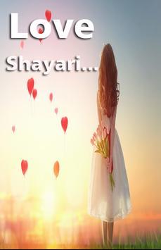 Love Shayari Plakat