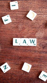 Law Dictionary poster