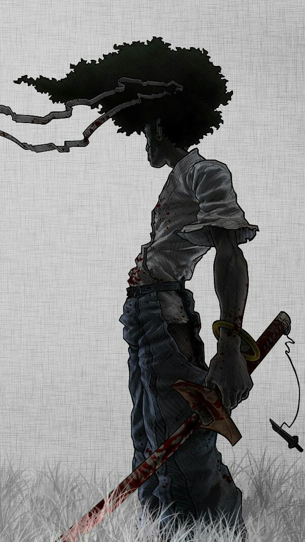 Afro Samurai Wallpaper For Android Apk Download