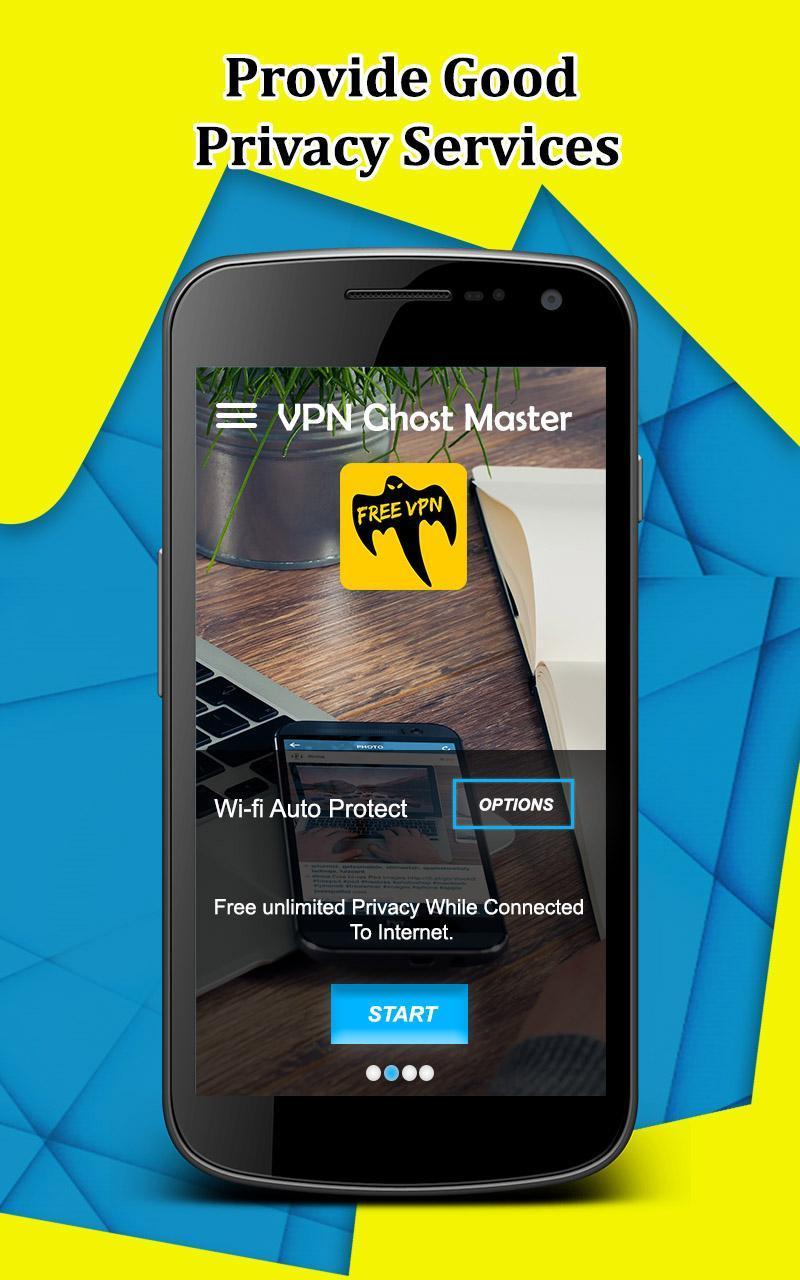 Ghost Free VPN Super VPN Safe Connect for Android - APK Download