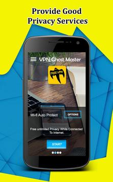 Ghost Free VPN Super VPN Safe Connect screenshot 12
