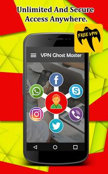 Ghost Free VPN Super VPN Safe Connect screenshot 5