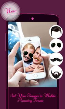 Mobile Photo Frames Selfie photo frames New screenshot 5