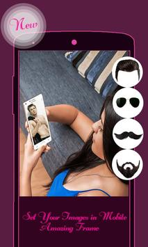 Mobile Photo Frames Selfie photo frames New screenshot 6