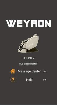 Weyron Felicity Massage Chair poster