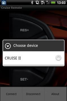 Cruise Remote screenshot 3